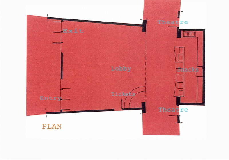 High Society lobby plan